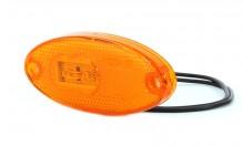 Svítilna poziční oranžová LED