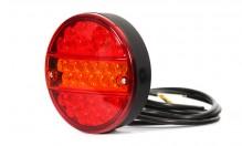 Svítilna zadní skupinová kulatá L LED
