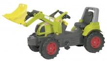 Traktor šlapací CLAAS ARION 640 s čelním nakladačem ROLLY TOYS