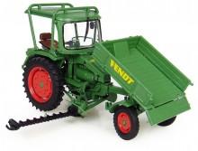 Traktor FENDT 231 GT s boční lištou UNIVERSAL HOBBIES 4057
