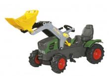 Traktor šlapací FENDT VARIO 211 s čelním nakladačem
