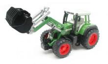 Traktor FENDT FAVORIT VARIO 926 s čelním nakladačem BRUDER 02062