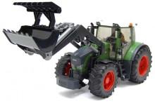 Traktor FENDT VARIO 936 s čelním naklačem BRUDER 03041