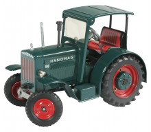 Traktor HANOMAG R40 zelený