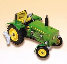 Traktor JOHN DEERE 3120 zelený  KOVAP 0350