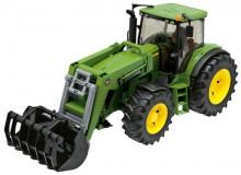 Traktor JOHN DEERE 7930 s čelním nakladačem BRUDER 03051