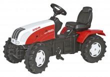 Traktor šlapací STEYR CVT 6225 ROLLY TOYS