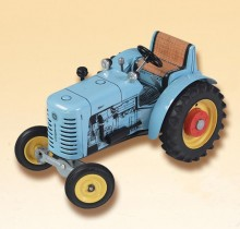 Traktor ZETOR 25 A modrý