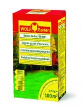 Trávníkové hnojivo podzimní LK-MU 100 WOLF-Garten 2,5 kg