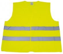 Vesta reflexní výstražná žlutá