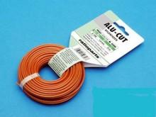 Žací struna 3 mm 15 m ALU-CUT s kulatým profilem