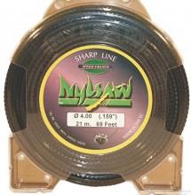 Žací struna NYLSAW 4 mm 21 m