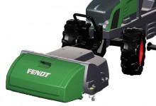 Čelní zametací kartáč FENDT pro šlapací traktory ROLLY TOYS