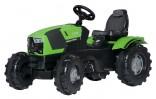 Traktor šlapací DEUTZ FAHR 5120 ROLLY TOYS