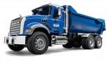 Auto MACK GRANITE LKW nákladní sklopka BRUDER 02823