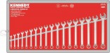Sada klíčů očkoplochých 6 - 24 mm KENNEDY 18 dílná
