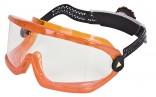 Ochranné brýle uzavřené SABA čiré