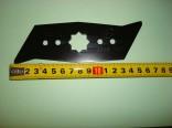 Sada vertikutačních nožů UV-EV 17 ks WOLF-Garten