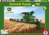 Schmidt Puzzle Sklízecí mlátička JOHN DEERE S690 100 dílků