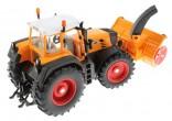 SIKU 3660 Traktor FENDT 920 VARIO komunální s čelní frézou na sníh 1:32