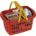 KLEIN 9693 Dětský nákupní košík s nákupem