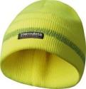 Čepice zimní reflexní ELYSEE THINSULATE žlutá