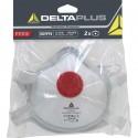 Respirátor DELTA FFP3 s ventilem sada 2 ks