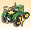 Traktor JOHN DEERE LANZ 2416 zelený KOVAP 0363