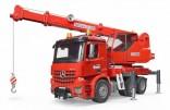 Autojeřáb MERCEDES BENZ AROCS BRUDER 03670