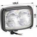 Světlomet pracovní PR NEOLITE 2 x 12V/H3