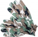 Rukavice pracovní FLO GARDEN army camuflage