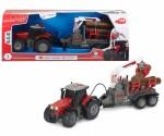 Dickie Traktor MASSEY FERGUSON 8737 s vyvážečkou