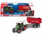 Dickie Traktor FENDT 939 VARIO s návěsem FLIEGL