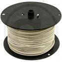 Kabel 1 pramenný PVC 1 CMSM bílý