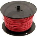 Kabel 1 pramenný PVC 1 CMSM červený