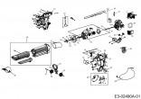 Filtr vzduchový MTD fukar, vysavač