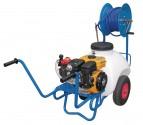 Postřikovač motorový MM70-45R 70L motor ROBIN