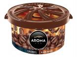 Osvěžovač AROMA CAR ORGANIC COFFEE 40g