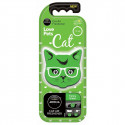 Osvěžovač AROMA CAR CAT fancy green
