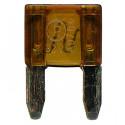 Pojistka nožová MINI 5A sv. hnědá DIN 72581