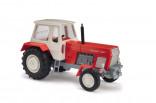 BUSCH 42843 Traktor FORTSCHRITT ZT 300 D červený 1:87