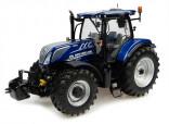 UNIVERSAL HOBBIES UH 4900 Traktor NEW HOLLAND T7.255 Blue Power 1:32