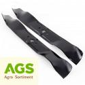 Mulčovací sada nožů WOLF-Garten ALPHA 95 cm
