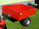 Vozík přívěsný VARES TR 220S pneu 18 x 8,50-8