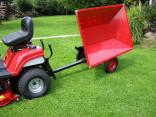 Vozík přívěsný VARES TR 100 pneu 4,00-8