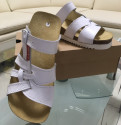 Obuv pracovní sandál TENERIFE 1-P bílý