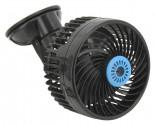 Ventilátor 12V MITCHELL 150 mm ANION na přísavku