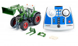 SIKU CONTROL 6796 RC Traktor FENDT 933 VARIO s čelním nakladačem 1:32