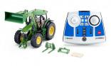SIKU CONTROL 6795 RC Traktor JOHN DEERE 7310R s čelním nakladačem 1:32