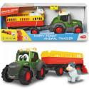 Dickie Traktor FENDT s přívěsem